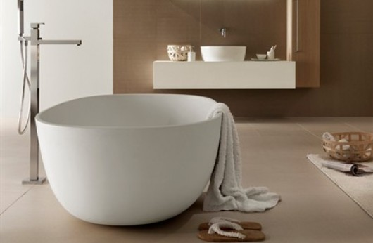 Porcelain gres tile thickness 3,5 mm Ivory 1°choice