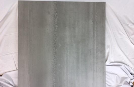 Gres porcelain tile 3 mm tickness Nature Grey 1°choice 100x100 cm