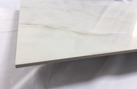 Gres porcelain tile 5,5 mm tickness Onice beige marble polished 60x120 cm